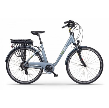 Elektrinis dviratis EcoBike Trafik blue 26