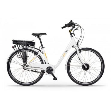 Elektrinis dviratis EcoBike Basic Nexus White 28