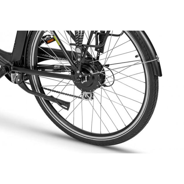 Ecobike Trafik Black 28 Pro