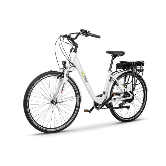 Ecobike Trafik White 28 Pro