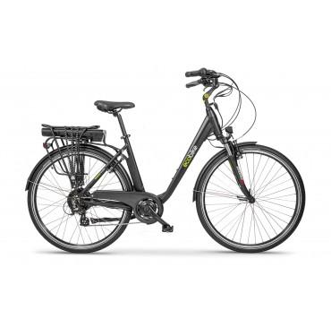 Elektrinis dviratis Ecobike Trafik black 28