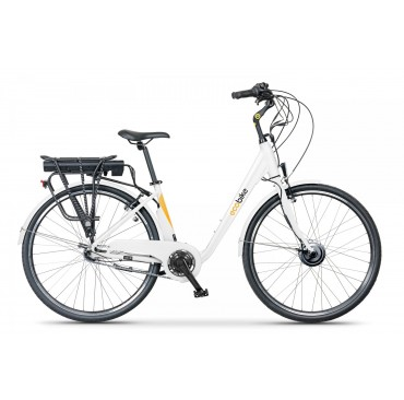 EcoBike Basic Nexus White 28