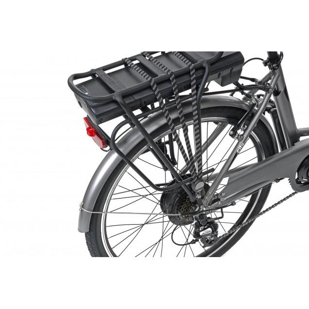 Ecobike City L grey 26
