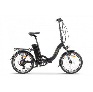 Ecobike Even Black/White