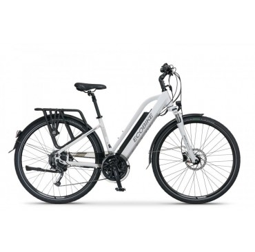 EcoBike S-Cross L White 17